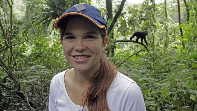 Anna und die wilden Tiere Auf den Spuren der Berggorillas Folge: 22 04.06.2016