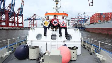 Checker Can Der Hafen-Check