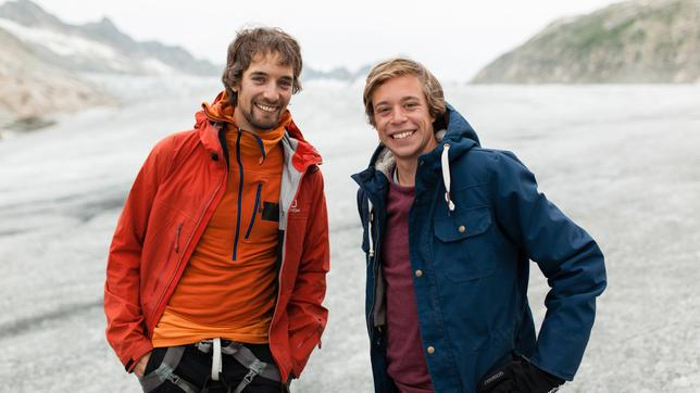 Checker Tobi Der Gletscher-Check: Checker Tobi mit Gletscherforscher Johannes Schindle