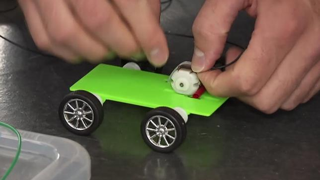 Das Zitronen-Auto