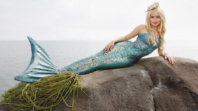 Die kleine Meerjungfrau Undine