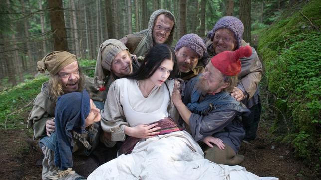 Schneewittchen 6 auf einen Streich Märchenfilm Deutschland 2009: Schneewittchen und die 7 Zwerge