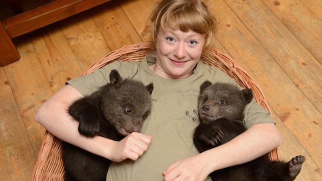 Paula und die wilden Bären