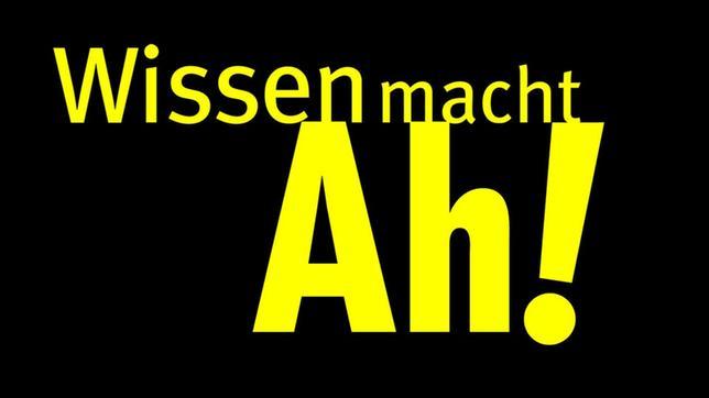 Wissen macht Ah!-Logo