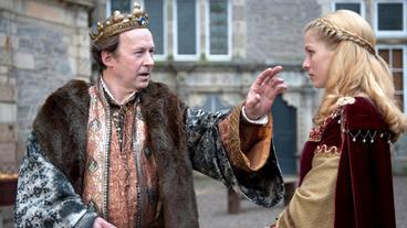 Allerleirauh 6 auf einen Streich Märchen 2013: König Tobalt und seine Tochter Prinzessin Lotte
