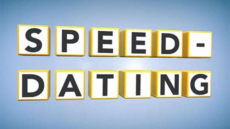 speed dating zeit Beim speed-dating kann man in kürzester zeit den gegenüber von sich überzeugen oder auch nicht ganze folgen auf im mittelpunkt de.
