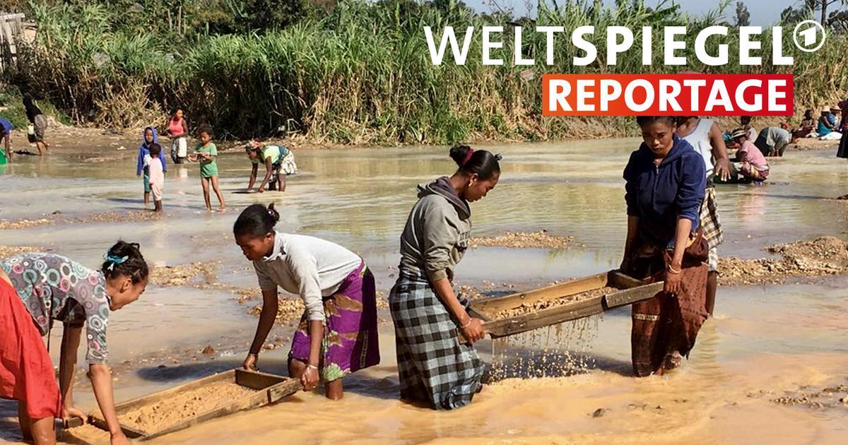 Madagaskar weltspiegel ard das erste for Spiegel tv reportage mediathek