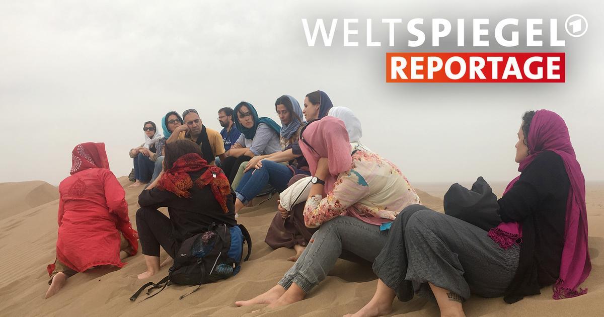 Video iran vor der wahl weltspiegel ard das erste for Spiegel reportage