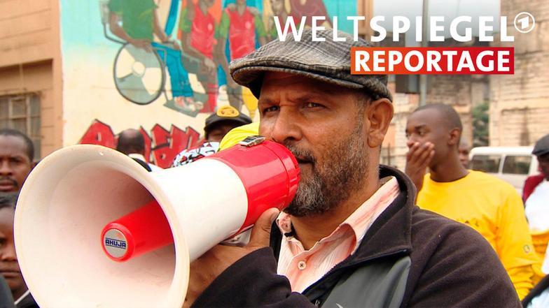 Der held von kamukunji weltspiegel ard das erste for Spiegel reportage