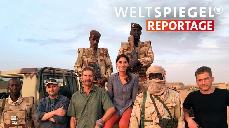Operation mali weltspiegel ard das erste for Reportage spiegel