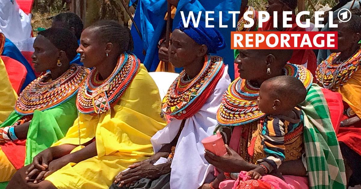 Die perlenm dchen von kenia weltspiegel ard das erste for Spiegel tv reportage mediathek