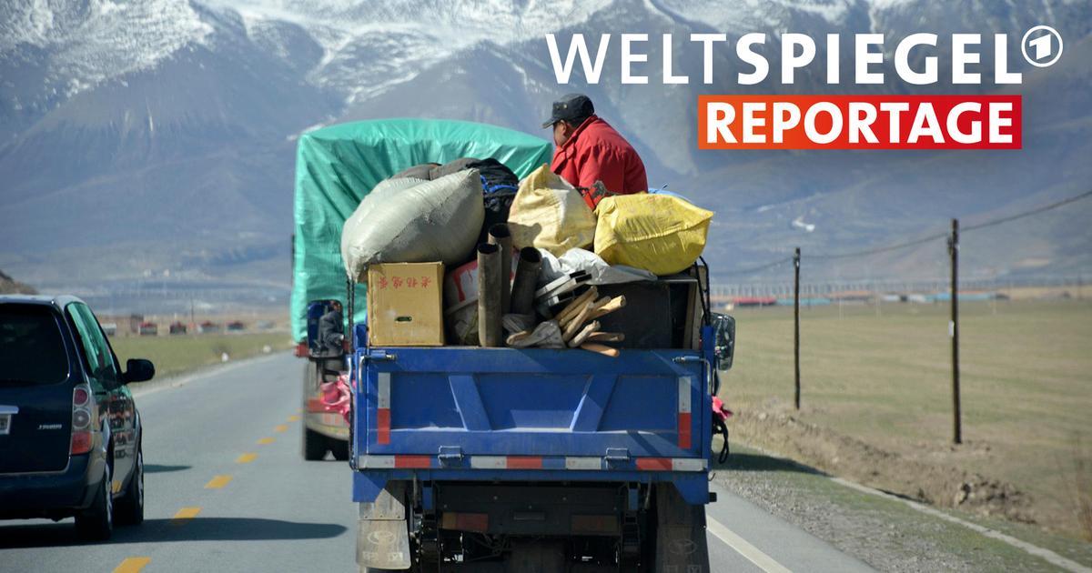 Chinas neue seidenstra e weltspiegel ard das erste for Spiegel tv reportage 2016