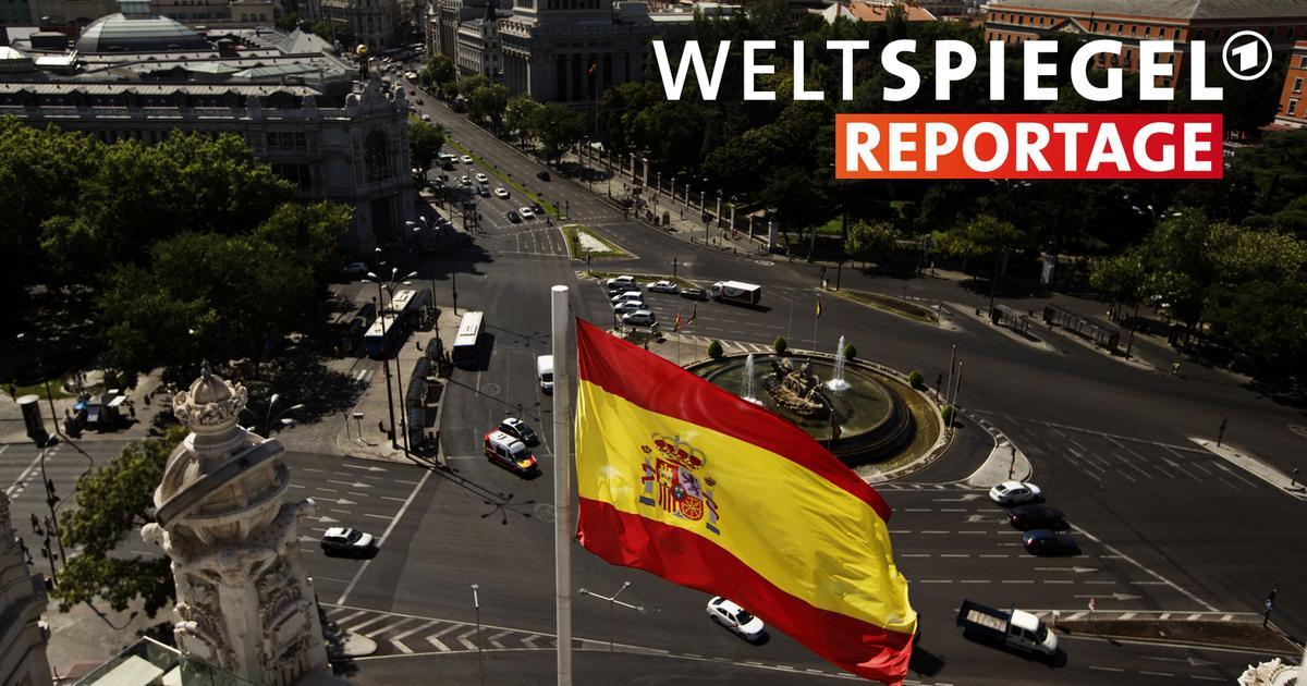 Weltspiegel reportage spanien weltspiegel ard das erste for Der spiegel spanien