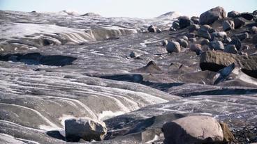 gletscher på grønland