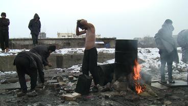 serbien undichte balkanroute weltspiegel ard das erste. Black Bedroom Furniture Sets. Home Design Ideas