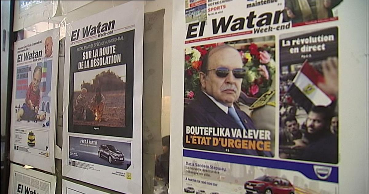 Algerien weltspiegel ard das erste for Spiegel tv reportage mediathek