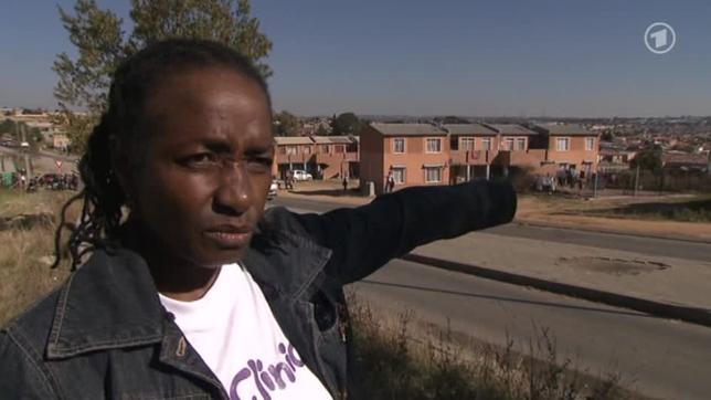 Damen auf der Suche nach Mann in Südafrika
