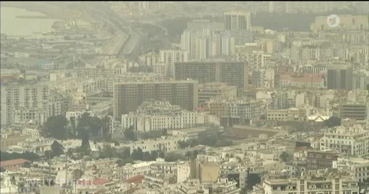 Video algerien ein gel hmtes land weltspiegel ard - Service a the algerien ...