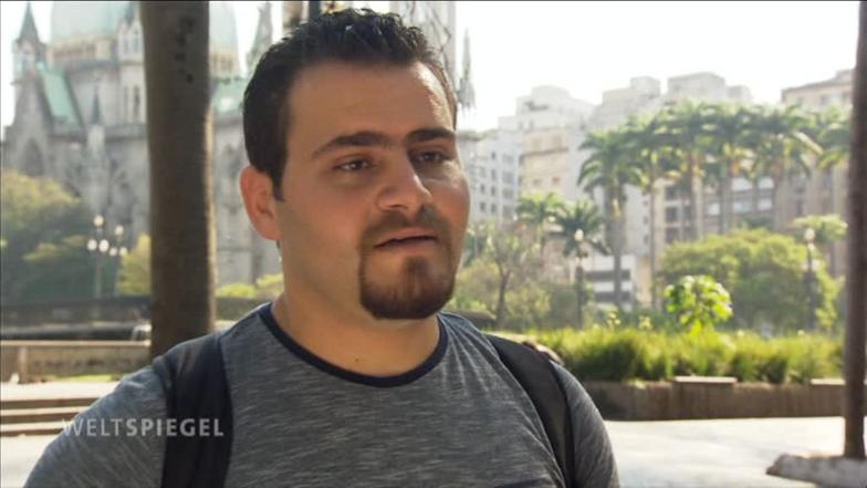 Video brasilien fl chtlinge weltspiegel ard das for Spiegel tv reportage mediathek