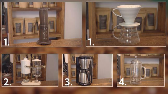 kaffeemaschinen co haushalts check ard das erste. Black Bedroom Furniture Sets. Home Design Ideas