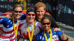 Prinz Harry bei den Invictus Games
