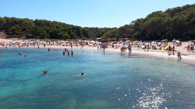 Liegestuhl mit sonnenschirm strand  Strand-Check Mallorca - Reise-Check - ARD | Das Erste