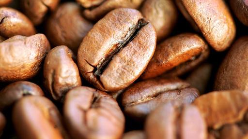 Kaffeebohnen (Bild: dpa/ Rolf Vennenbernd)