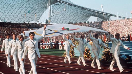 wann sind die olympischen spiele