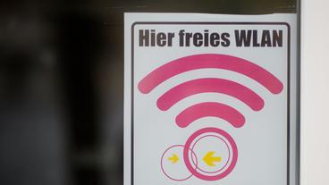 Endlich auch in Deutschland überall kostenloses WLAN