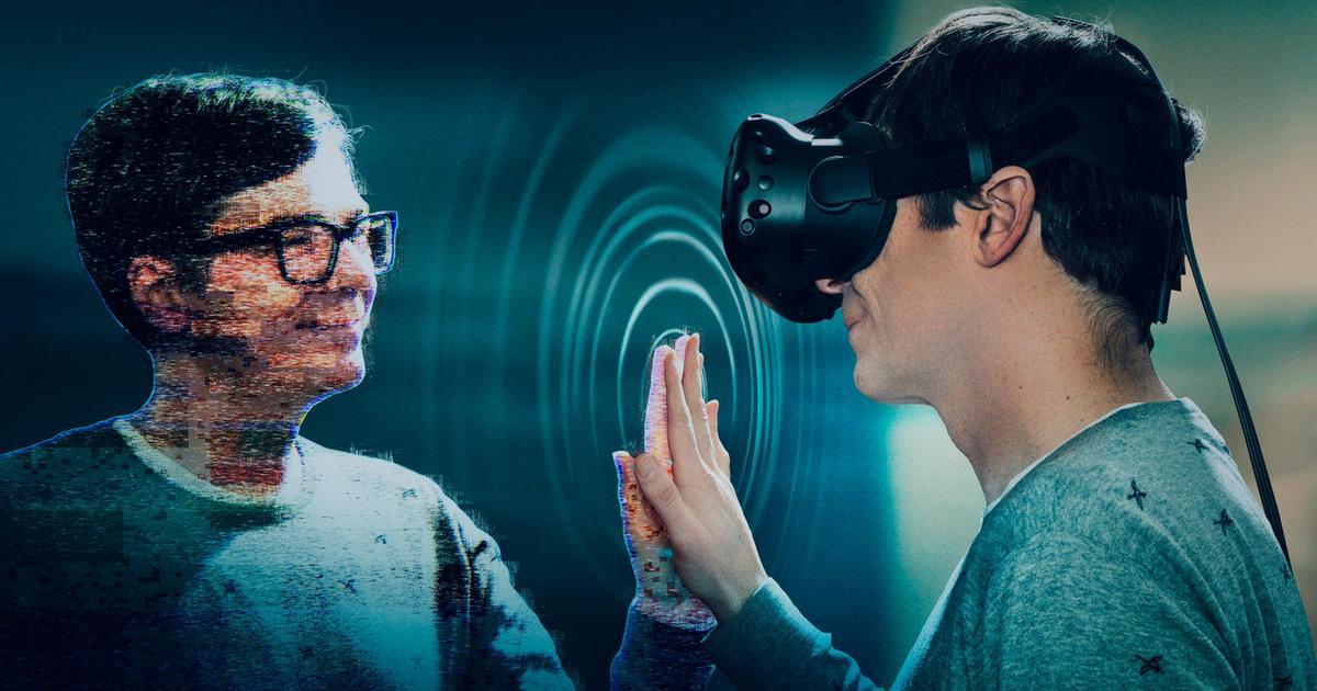 Video Virtual Reality