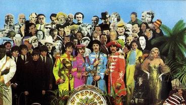 Seargent Pepper's Lonely Hearts Club Band - Das achte Studioalbum der Beatles erscheint 1967