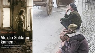 Frauen in den Straßen Berlins, Mai 1945