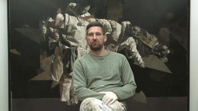 Künstler Maler Berlin malerei als abenteuer ttt titel thesen temperamente ard