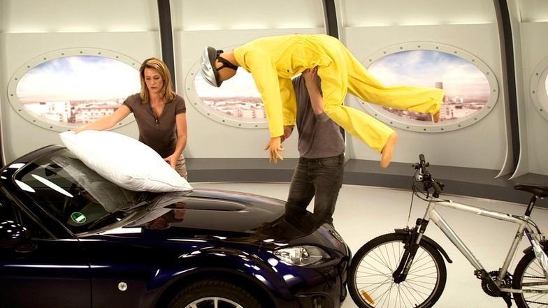 video airbag f r fahrradfahrer wissen vor acht. Black Bedroom Furniture Sets. Home Design Ideas