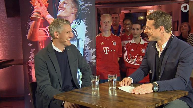 Der Sportschau Club mit Bastian Schweinsteiger   Sportschau