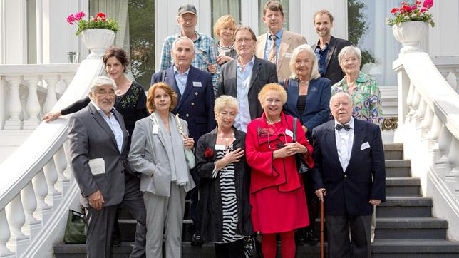 Altersgluhen - Speed Dating Fur Senioren Mediathek