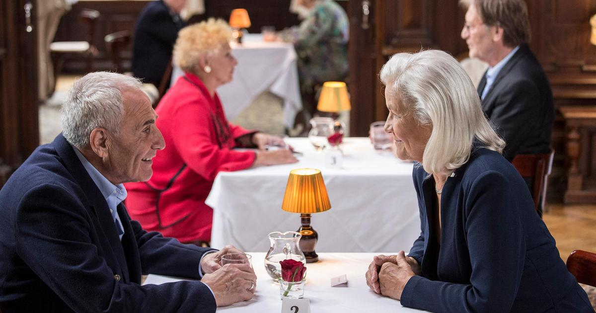 Altersglühen oder speed dating für senioren download