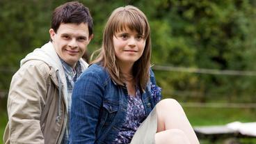 Michalina und Sebastian (Bild: MDR/ORF/ Anjeza Cikopano)