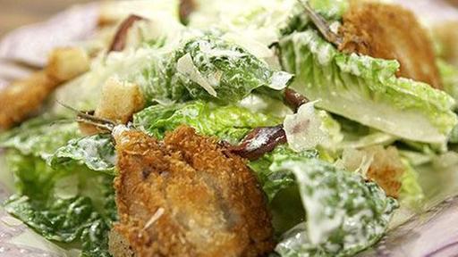 caesars salad rezept tim mälzer
