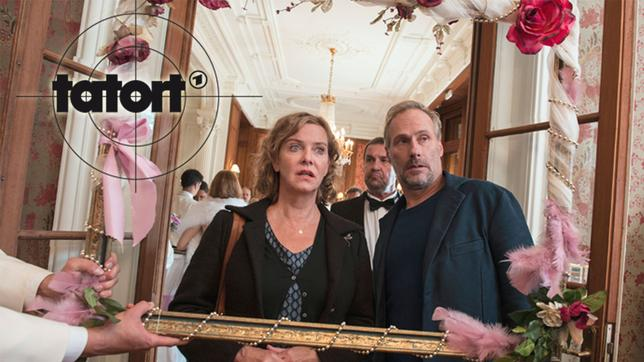 Anna Janneke (Margarita Broich) und Paul Brix (Wolfram Koch)