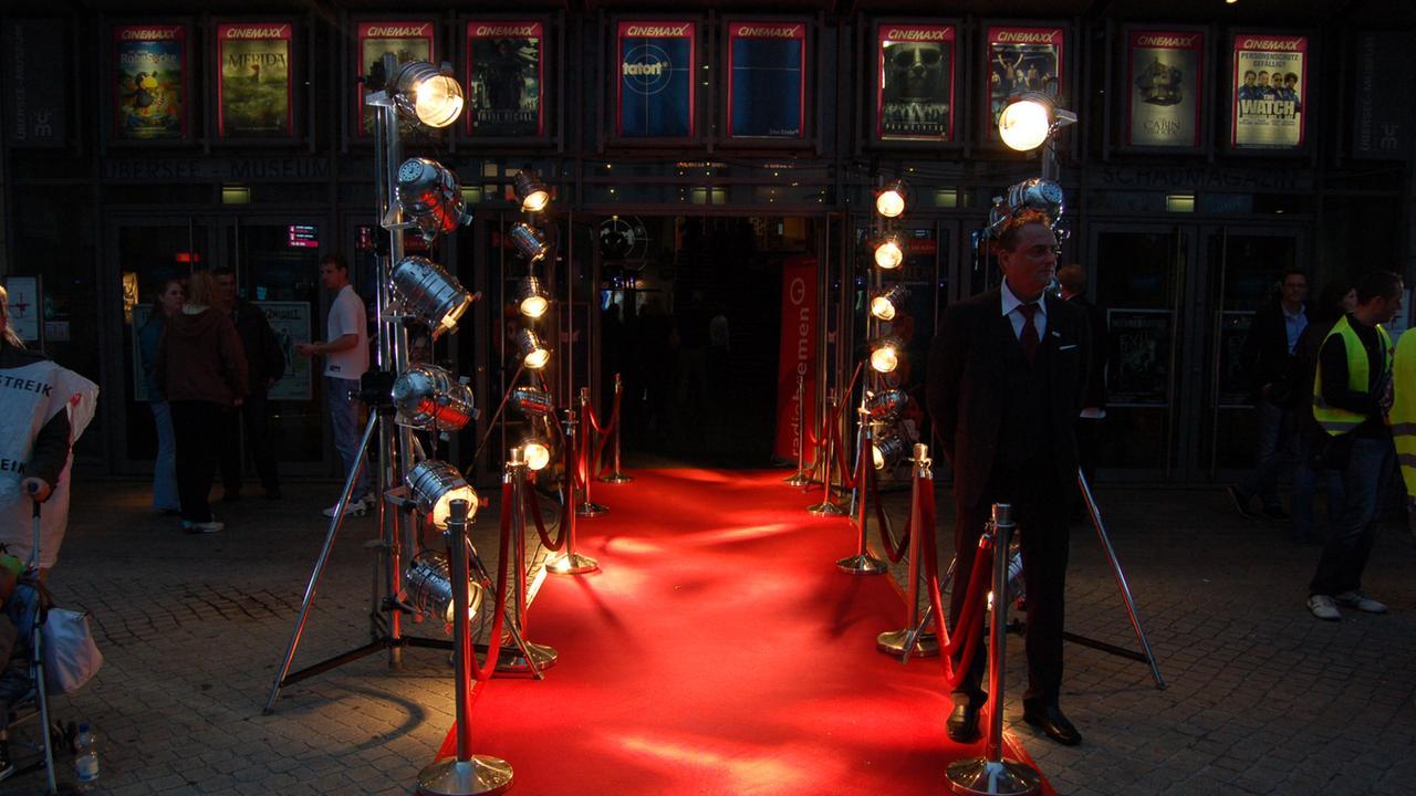 Bilder Premiere von Hochzeitsnacht  Tatort  ARD  Das