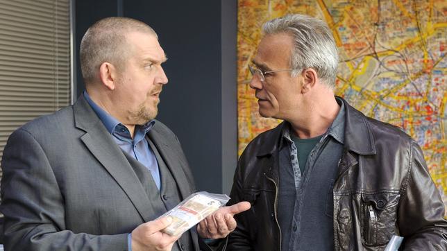 Freddy Schenk und Max Ballauf