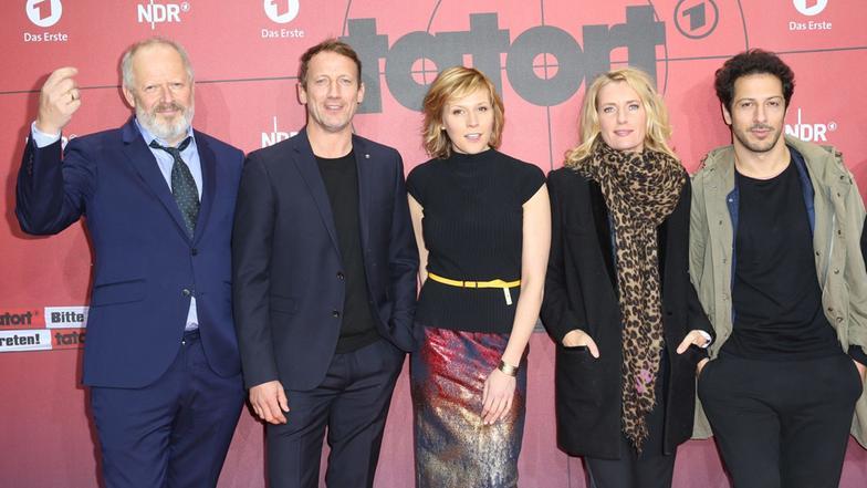 Video 1000 Tatort – Roter Teppich  Tatort  ARD  Das