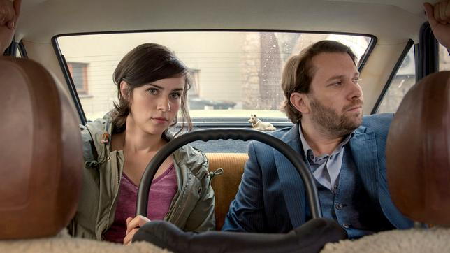 Kira Dorn (Nora Tschirner) und Lessing (Christian Ulmen)
