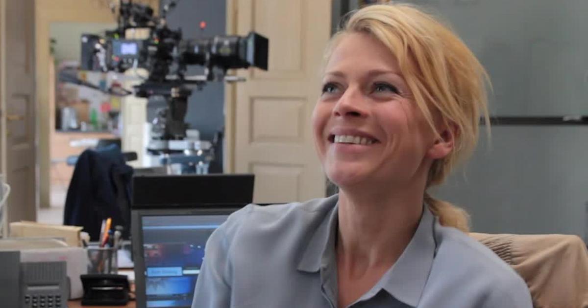 Video: Isabell Gerschke im Interview - Akte Ex - ARD   Das