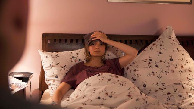 Die Folge der Brustosteochondrose