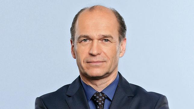 Die jungen Ärzte: Horst Günter Marx ist Wolfgang Berger