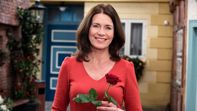 Patricia Schäfer als neue Rose - Rote Rosen - ARD | Das Erste