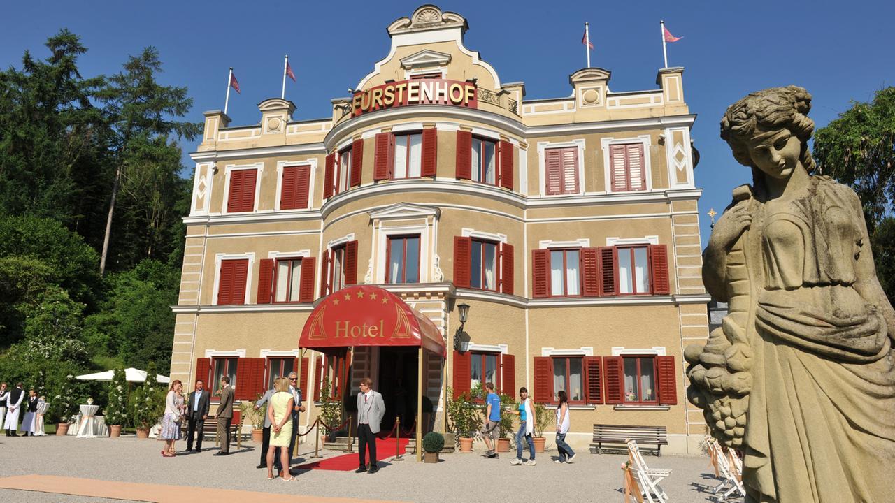Hotel Furstenhof Di Tempesta D Amore