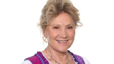 Antje Hagen spielt Hildegard Sonnbichler.